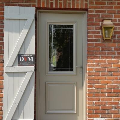 Porte d-entrée DVM