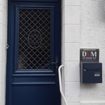 Porte d entrée DVM
