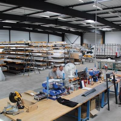 Atelier de fabrication DVM